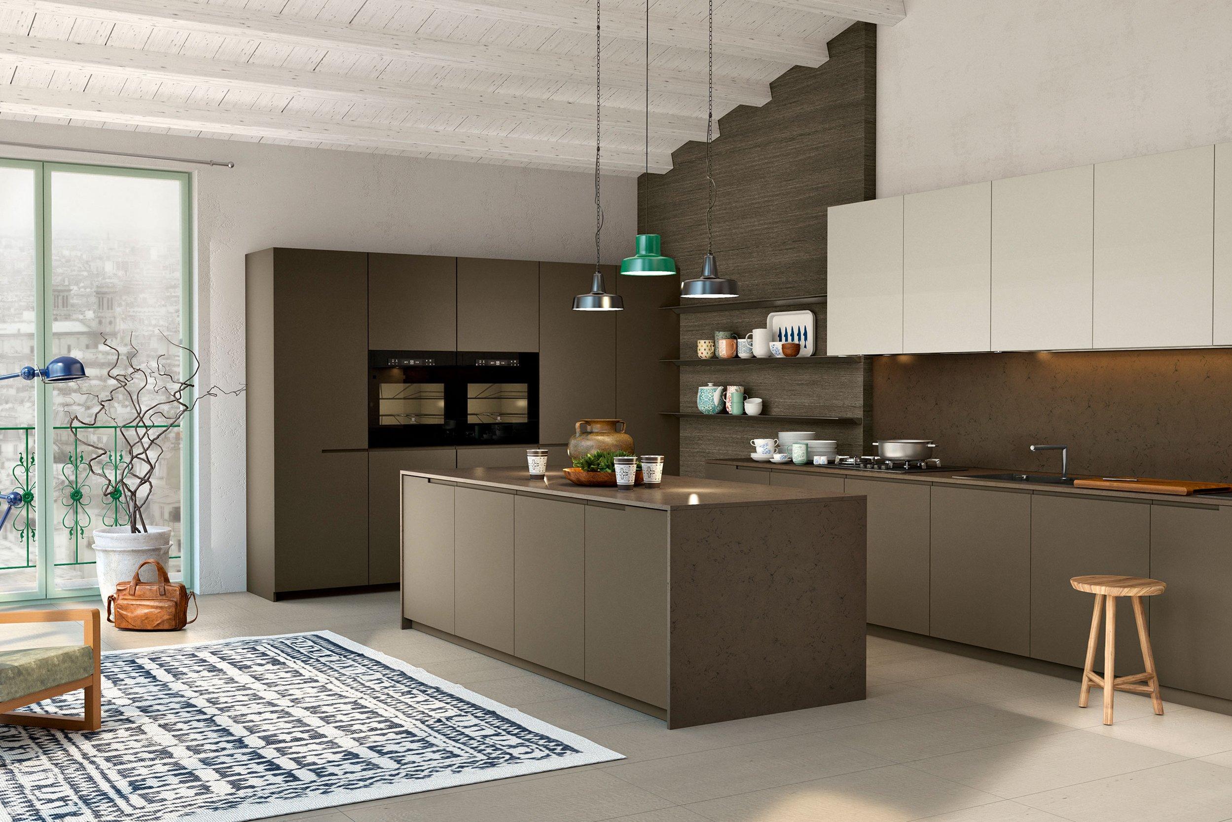 La cucina moderna tra design e gourmet - Casalino Arredamenti